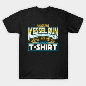 I Made the Kessel Run