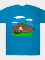 Jurassic Peanuts T-Shirt