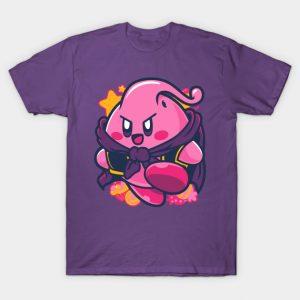 Kirby and Majin Buu Fusion