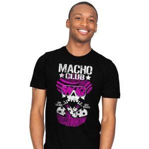 MACHO CLUB T-Shirt