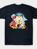 Maneki Meowth T-Shirt