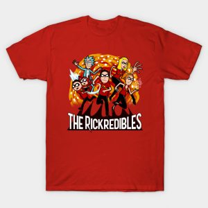 The Rickredibles T-Shirt
