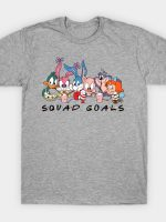 Tiny Toon Squad Goals T-Shirt