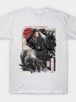 Dark Samurai Knight T-Shirt