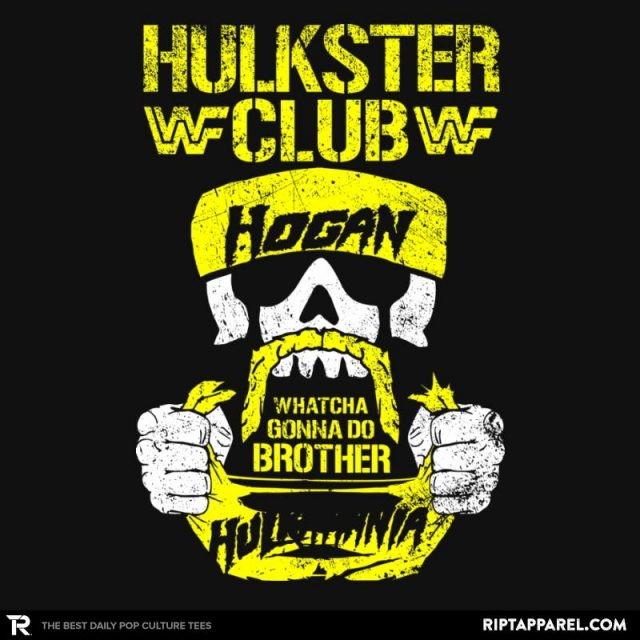 HULKSTER CLUB