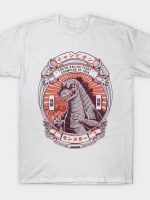 Monsters Fight Club T-Shirt