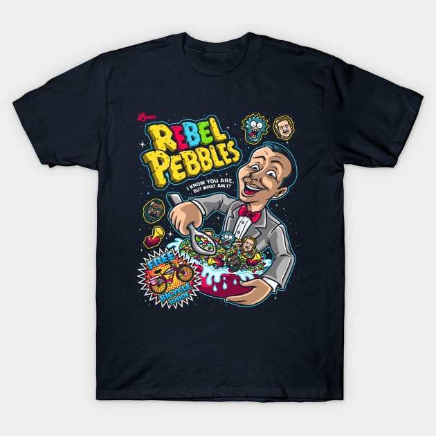 Rebel Pebbles