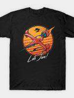 Retro Swordfish T-Shirt