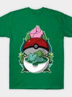 Sleep Bulbasaur T-Shirt