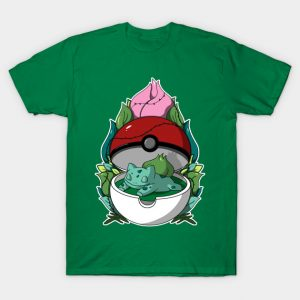 Sleep Bulbasaur