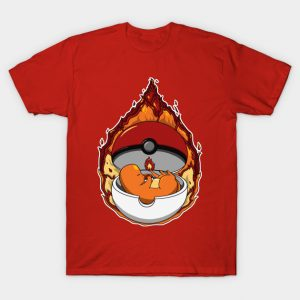 Sleep Charmander