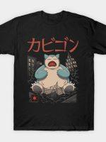 Sleeping Kaiju T-Shirt