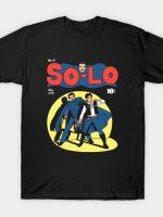 So-Lo Comic Cover T-Shirt