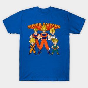 Super Saiyans
