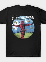 The Sound of Chimichangas T-Shirt