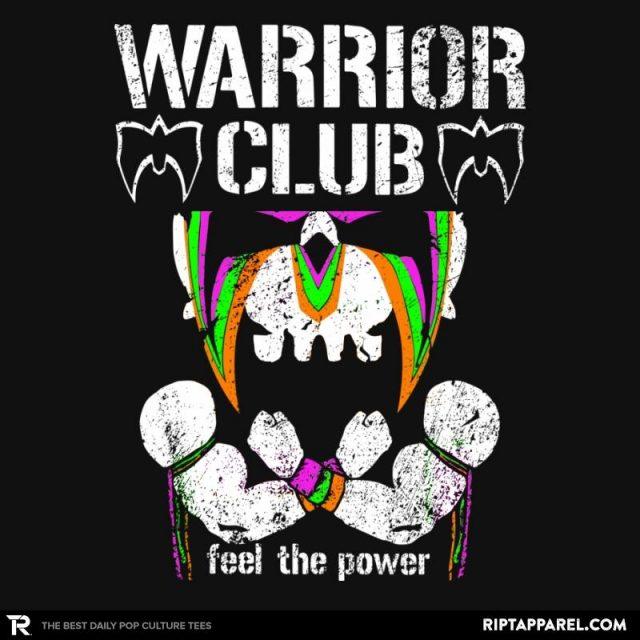 WARRIOR CLUB