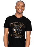 Wakanda University T-Shirt