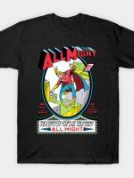 All Might No. 1 T-Shirt