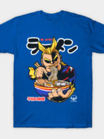 All Might Ramen T-Shirt