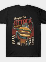 Burger Bot T-Shirt