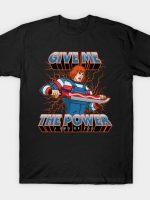 ChuckHe-Man T-Shirt