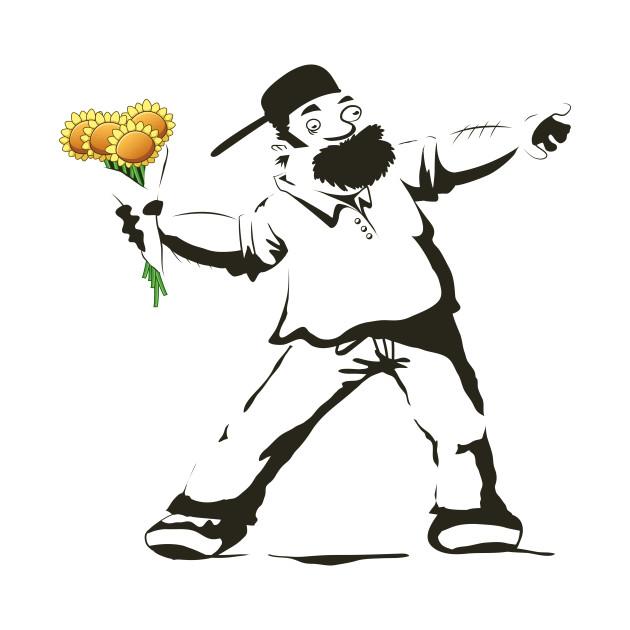 Crazy Flower Thrower