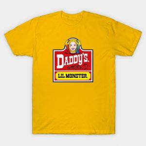 Daddy's Lill Monster