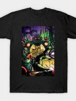 Donatello and Metalhead T-Shirt