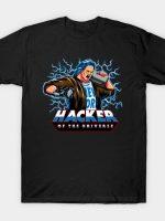 Hacker of The Universe T-Shirt