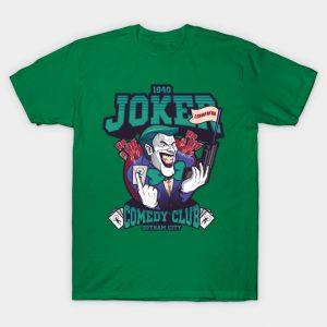Joker's Comedy Club