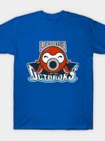 Lake Hylia Octoroks T-Shirt