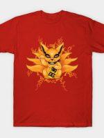 Maneki Kyuubi T-Shirt