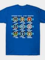 Mega 80's Toons T-Shirt