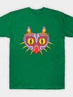 Meowjora's Mask T-Shirt