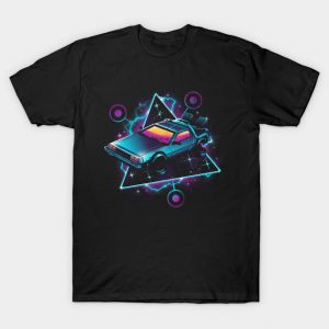 Retro Wave Time Machine