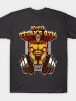 TITAN'S GYM - ARMOUR VER T-Shirt