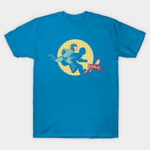 The Adventure of Rockman T-Shirt