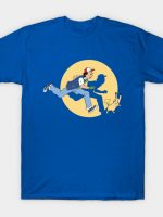 The Adventures of Ash Ketchum T-Shirt