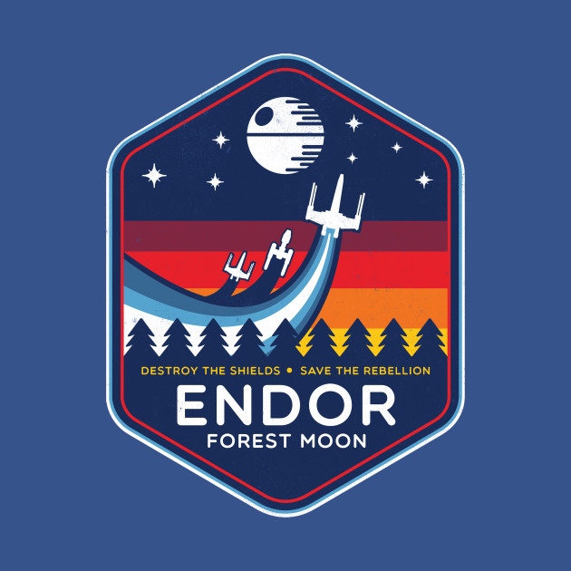 The Battle of Endor
