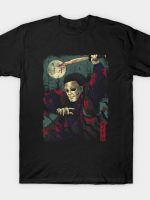 The Shaped Samurai T-Shirt