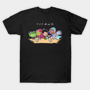 Titan Friends