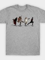 Walking Towards The Grail T-Shirt