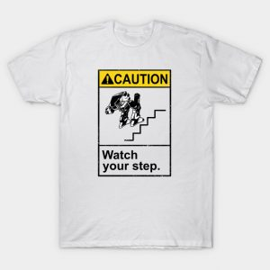 Watch Your Robotic Steps
