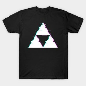 Glitch Triforce