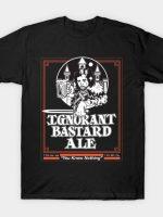 Ignorant Bastard Ale T-Shirt
