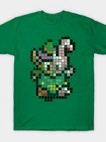 Link to The Past - Light World vs. Dark World T-Shirt