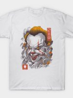 Oni Clown Mask T-Shirt