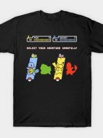 Select Your Creature T-Shirt