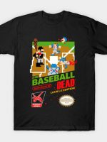 The Baseball Dead T-Shirt