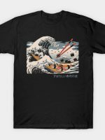 The Great Sushi Wave T-Shirt